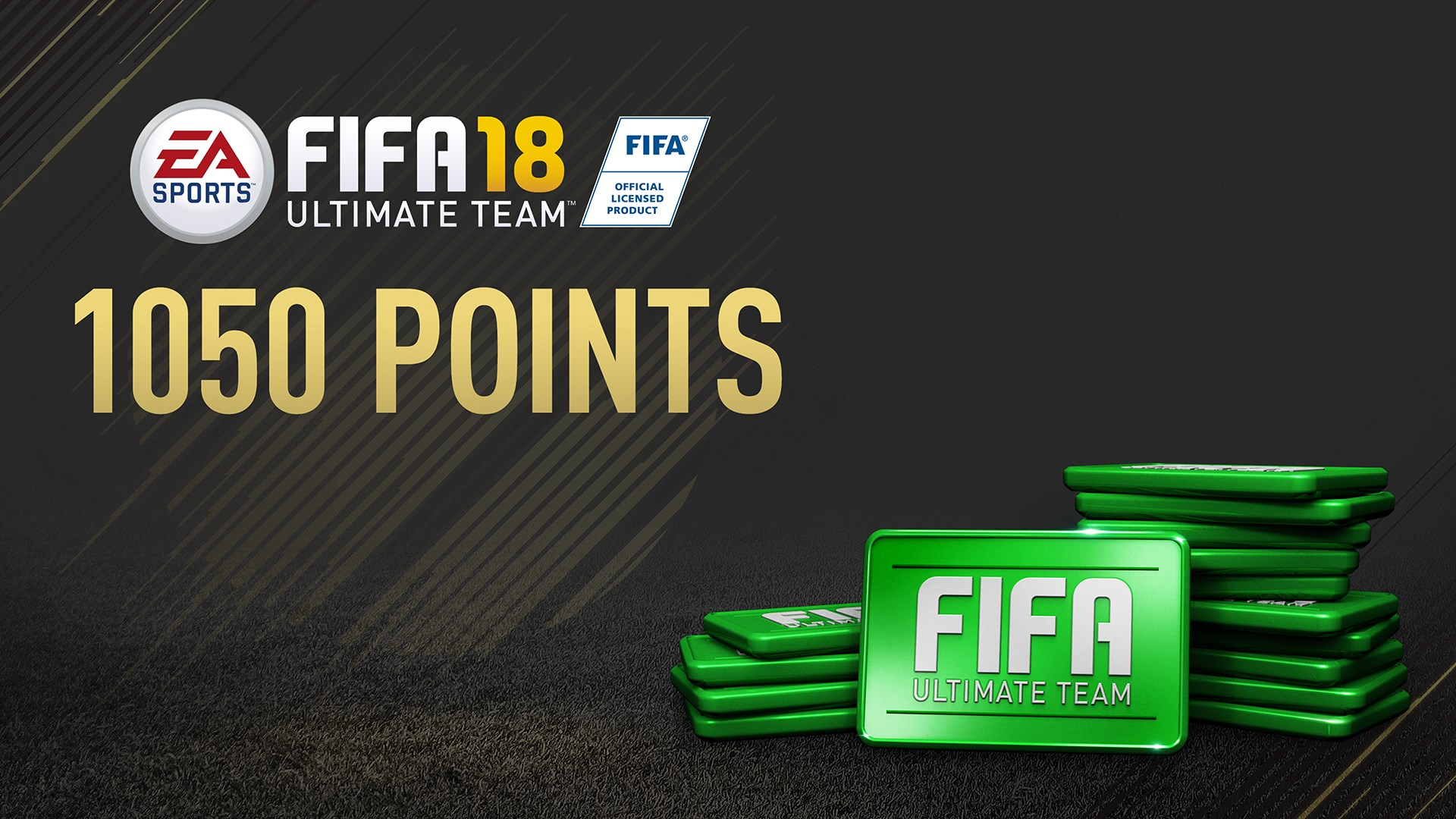 Pacchetto 1050 FIFA 18 Points
