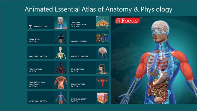 Get Anatomy Atlas - Animated - Microsoft Store