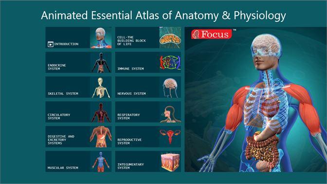 Get Anatomy Atlas - Animated - Microsoft Store en-LA