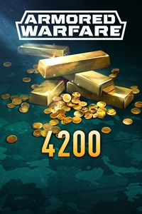 Armored Warfare - 4200 oro