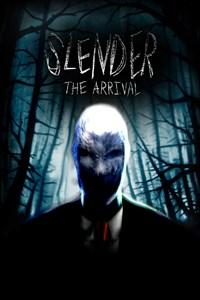 Carátula para el juego Slender: The Arrival de Xbox 360