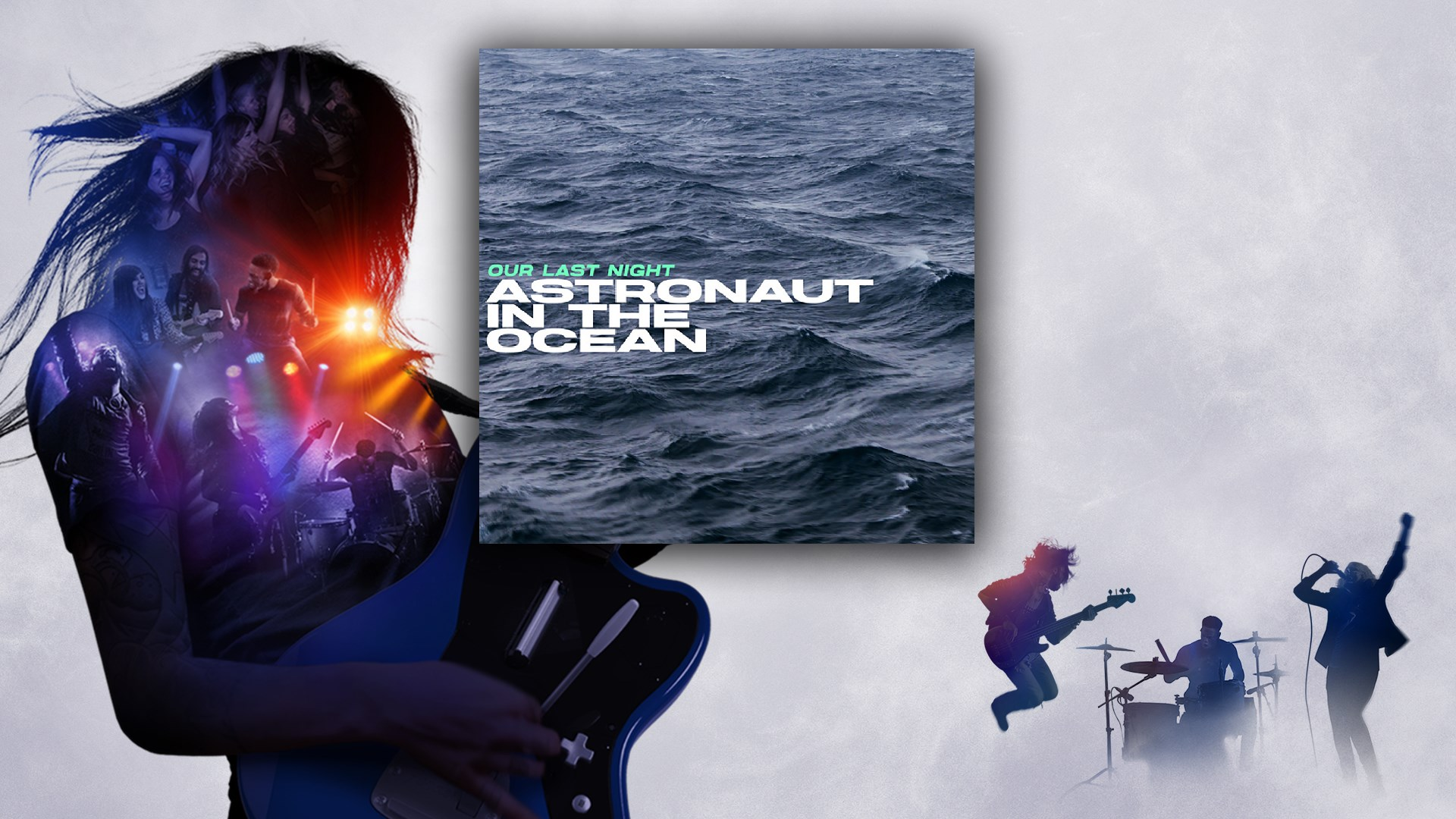 """""""Astronaut In The Ocean"""" - Our Last Night"""