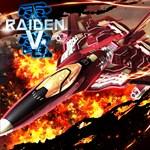 Raiden V Logo