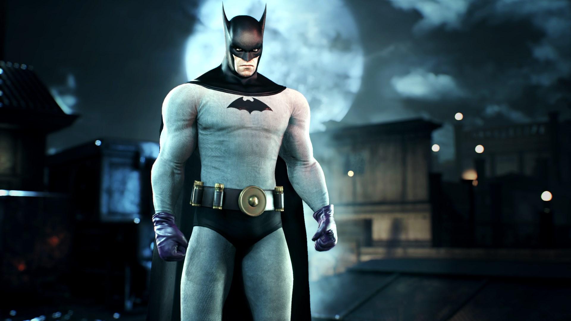 Skin Batman - 1ª aparição