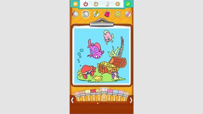 çocuk Boyama Oyunları Anasınıfı Boyama Oyunu Al Microsoft Store