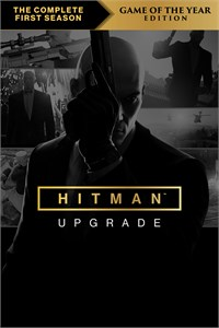 Carátula del juego HITMAN - Game of the Year Edition Upgrade