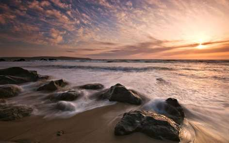Get Beach Sunsets By Josh Sommers