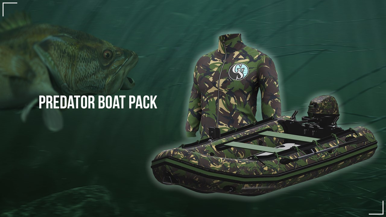 Fishing Planet Boat Series Pack Download Free