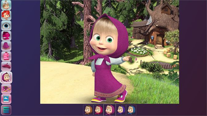 Get Masha And The Bear Art Games Microsoft Store