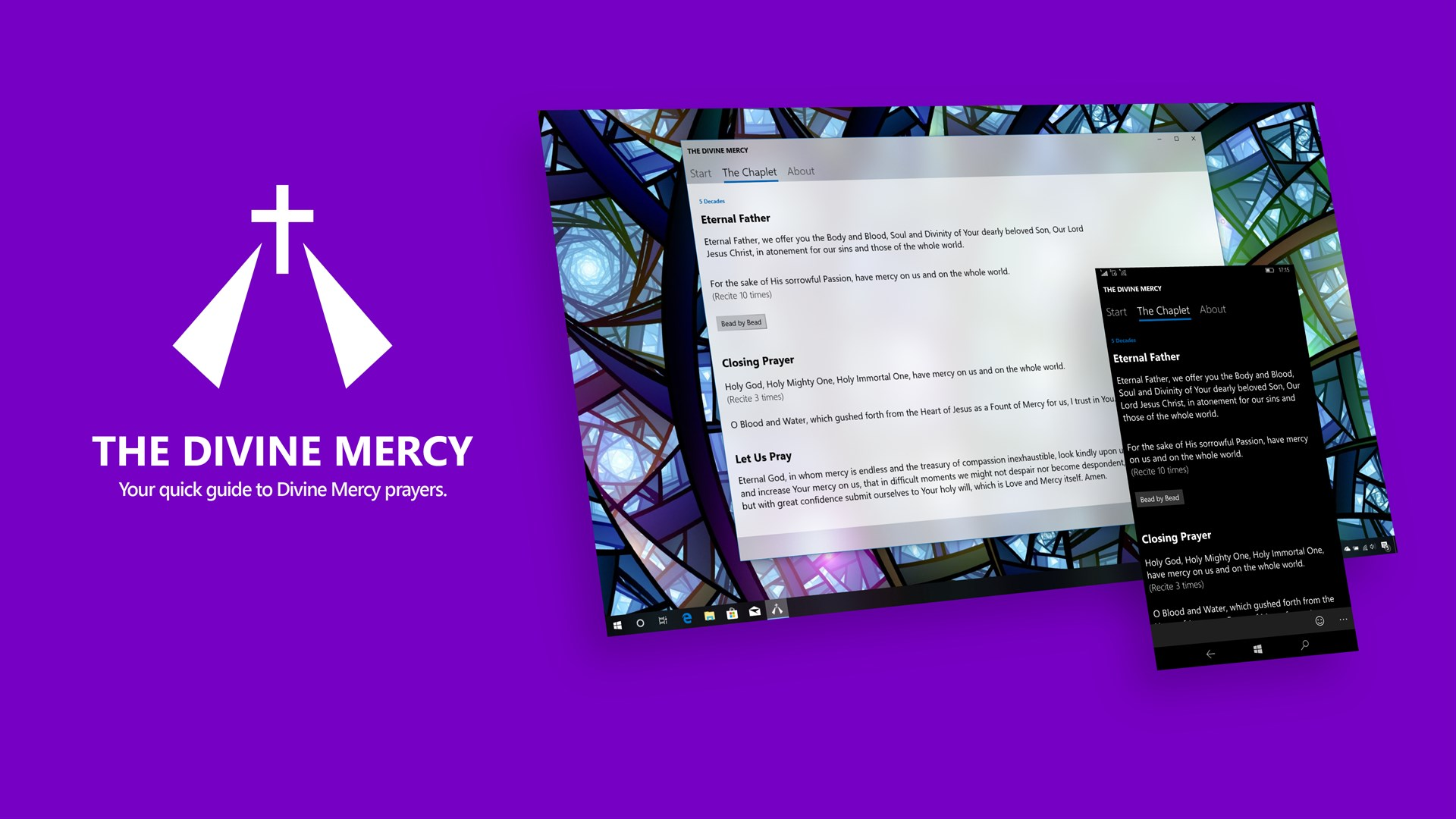 get the divine mercy microsoft store