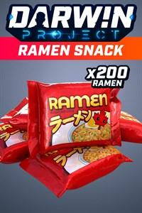 Darwin Project Ramen Snack
