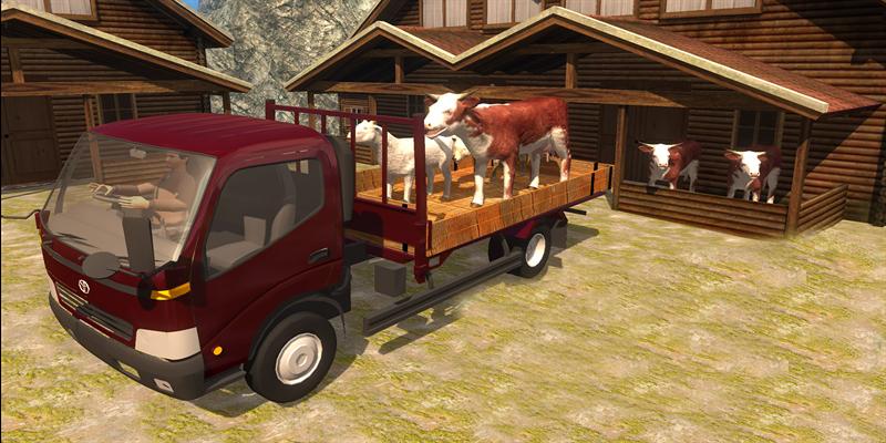 Get Hill Climbing Animal Transport 3d - Microsoft Store