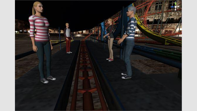 f43300409ae2 Get VR Crazy Real Roller Coaster Simulator - Microsoft Store