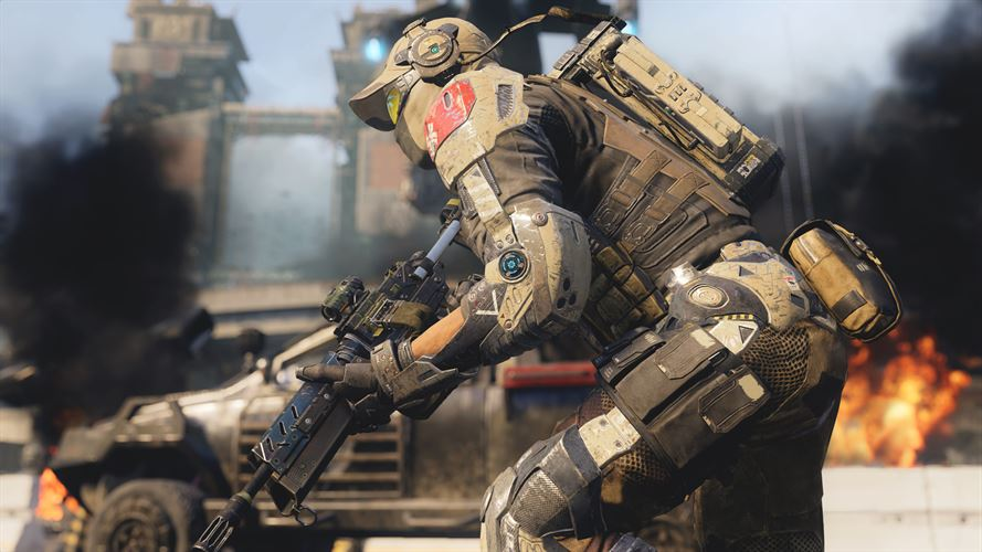 Call of Duty: Black Ops III Capture d'écran