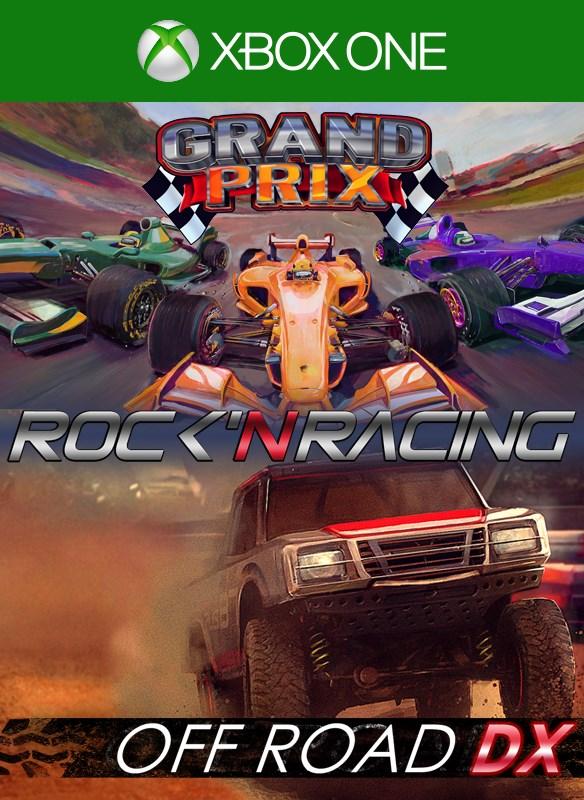 Rock 'N Racing Bundle boxshot