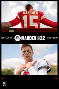 Madden NFL 22 Dynasty Edition Xbox One & Xbox Series X S