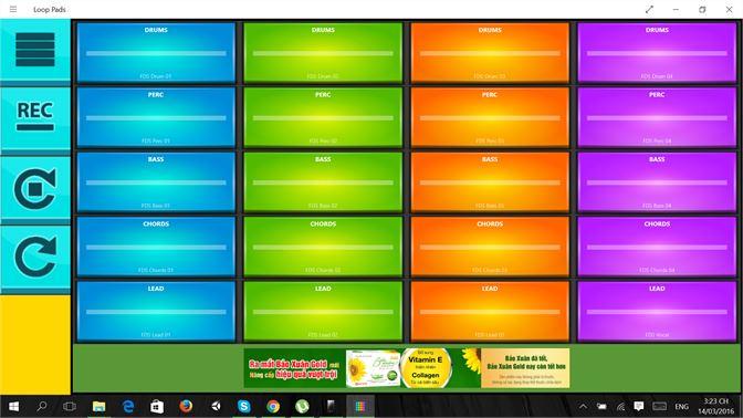 Get Electric Loop Pads - Microsoft Store