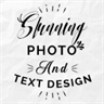Stunning Photo & Text Designer