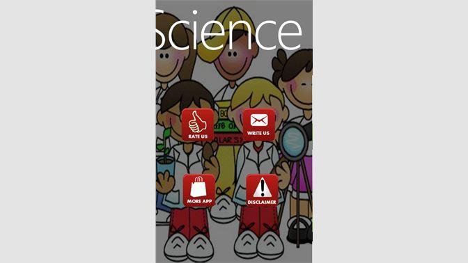 Get Kids Science Microsoft Store