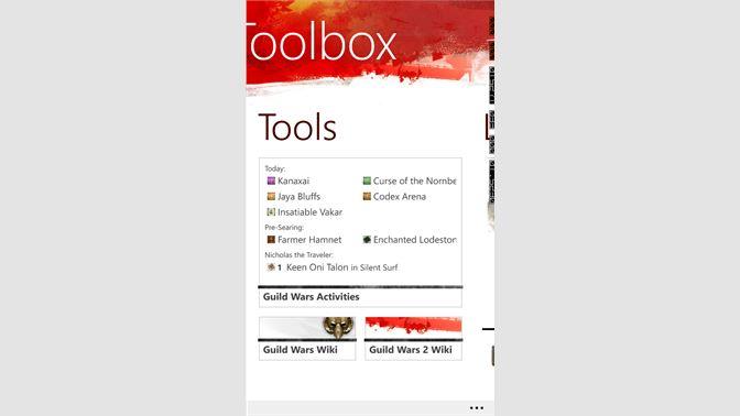 Get GW Toolbox - Microsoft Store