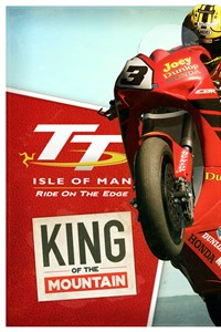 Carátula del juego TT Isle of Man - KING OF THE MOUNTAIN - Honda