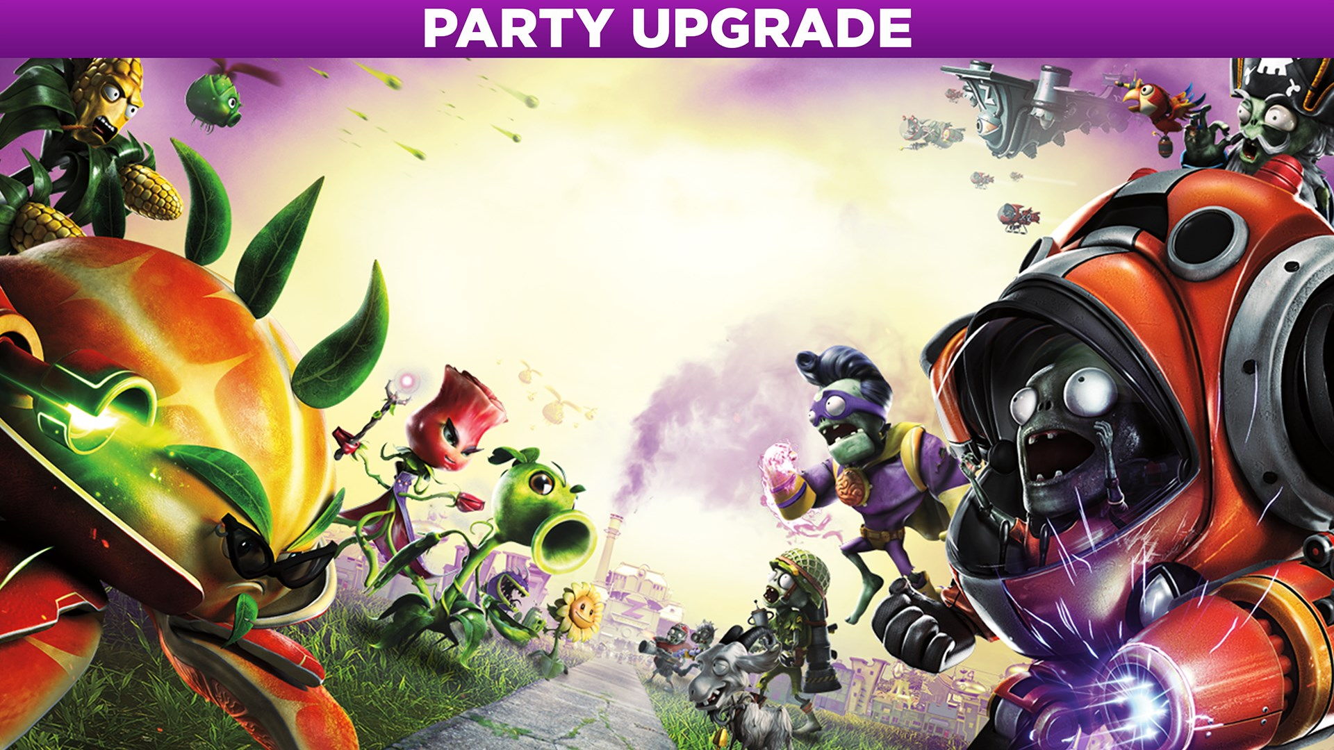 Plants vs. Zombies™ Garden Warfare 2 - Party Upgrade