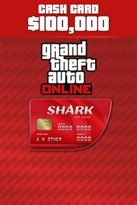 Red Shark Cash Card