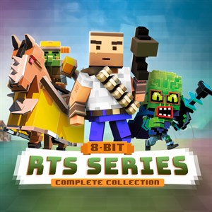 8-Bit RTS Series - Complete Collection Xbox One