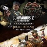 Commandos 2 & Praetorians: HD Remaster Double Pack Logo
