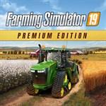 Farming Simulator 19 - Premium Edition (Windows 10) Logo