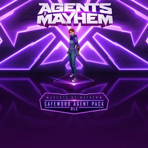 Agents of Mayhem - Safeword Agent Pack Xbox One