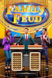 Carátula para el juego Family Feud de Xbox 360