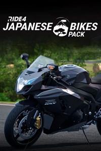 Carátula del juego RIDE 4 - Japanese Bikes Pack
