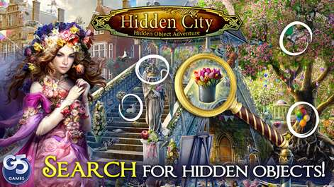 Hidden City®: Hidden Object Adventure Screenshots 1