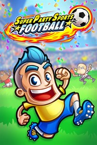 Carátula del juego Super Party Sports: Football