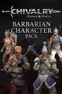 Barbarian Character Pack