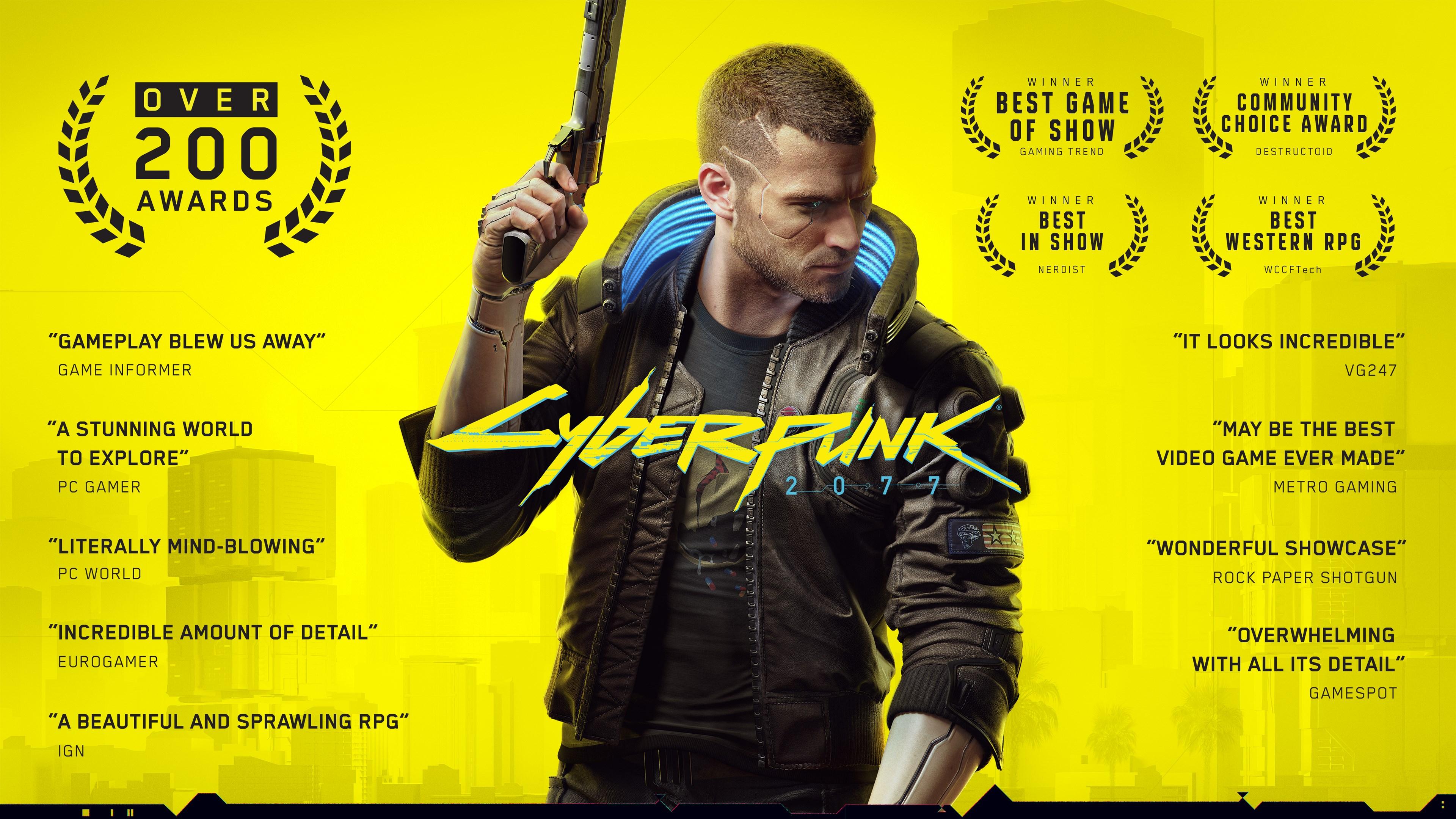 Скриншот №12 к Cyberpunk 2077