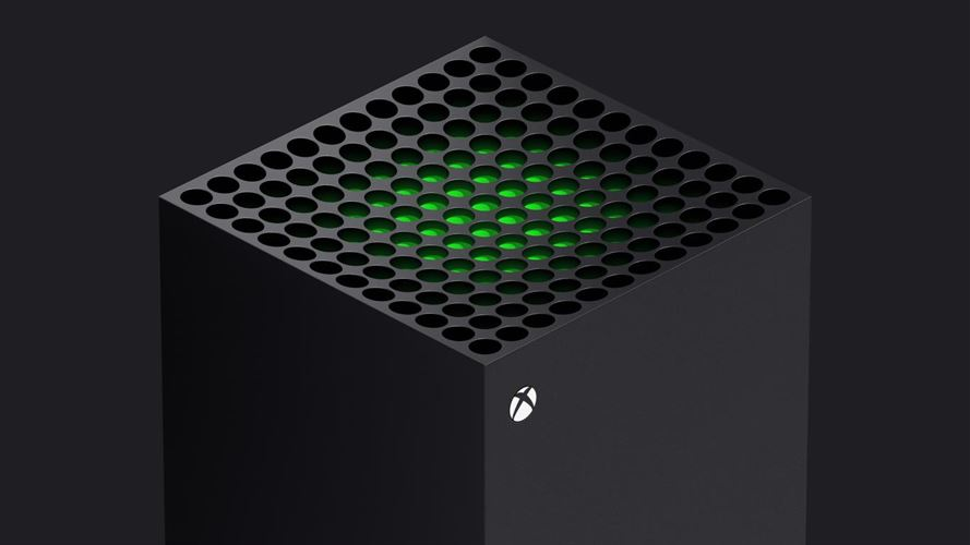 Xbox Series X Screenshot