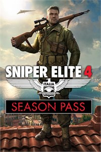 Sniper Elite 4 Season Pass