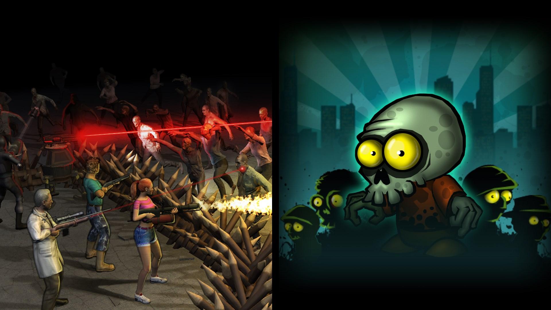Coole Zombie Spiele