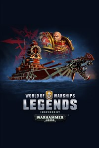 World of Warships: Legends – Campeão de Khorne