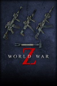 Carátula del juego World War Z - Special Operations Forces Pack