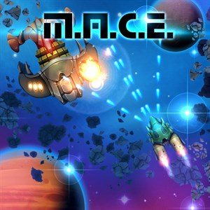 M.A.C.E. Space Shooter Xbox One