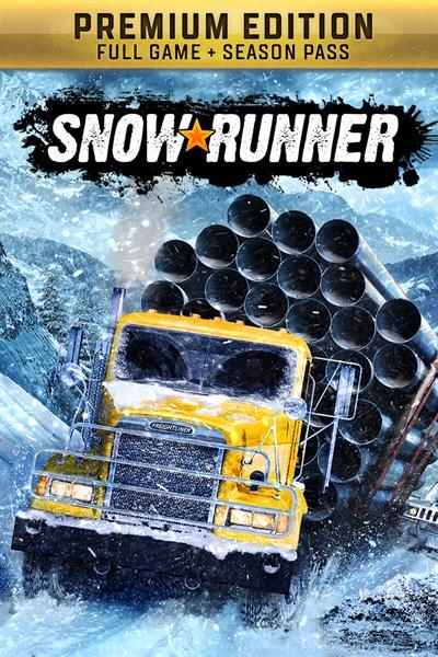 SnowRunner - Premium Edition (pre-order)