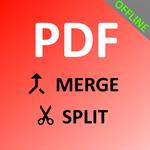 PDF Merge & Split Tool Logo