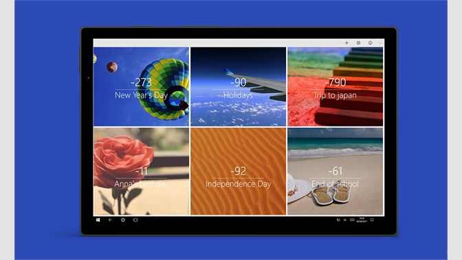Get Special Day Countdown - Microsoft Store