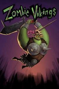 Carátula para el juego Zombie Vikings de Xbox 360