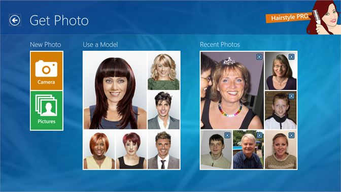 Get Hairstyle Pro Microsoft Store