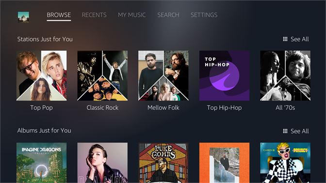 Get Amazon Music (Xbox) - Microsoft Store