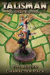 Talisman: Digital Edition - The Jester Character Pack